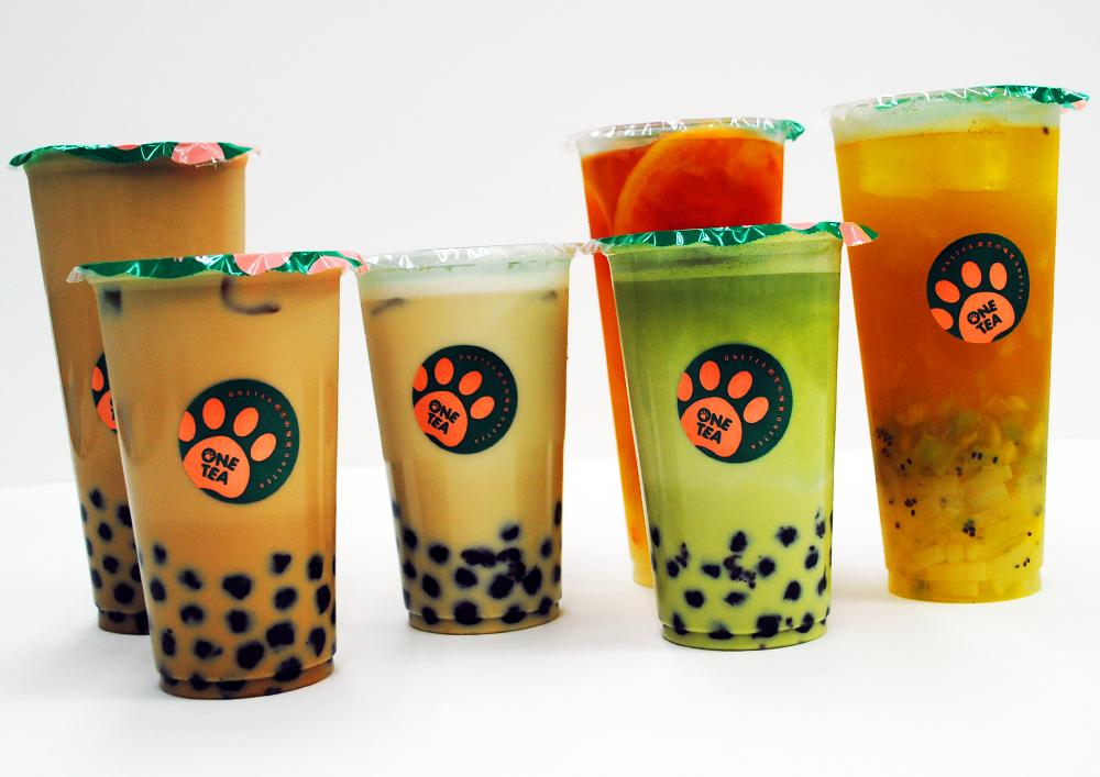 ONE TEA 台湾旺茶